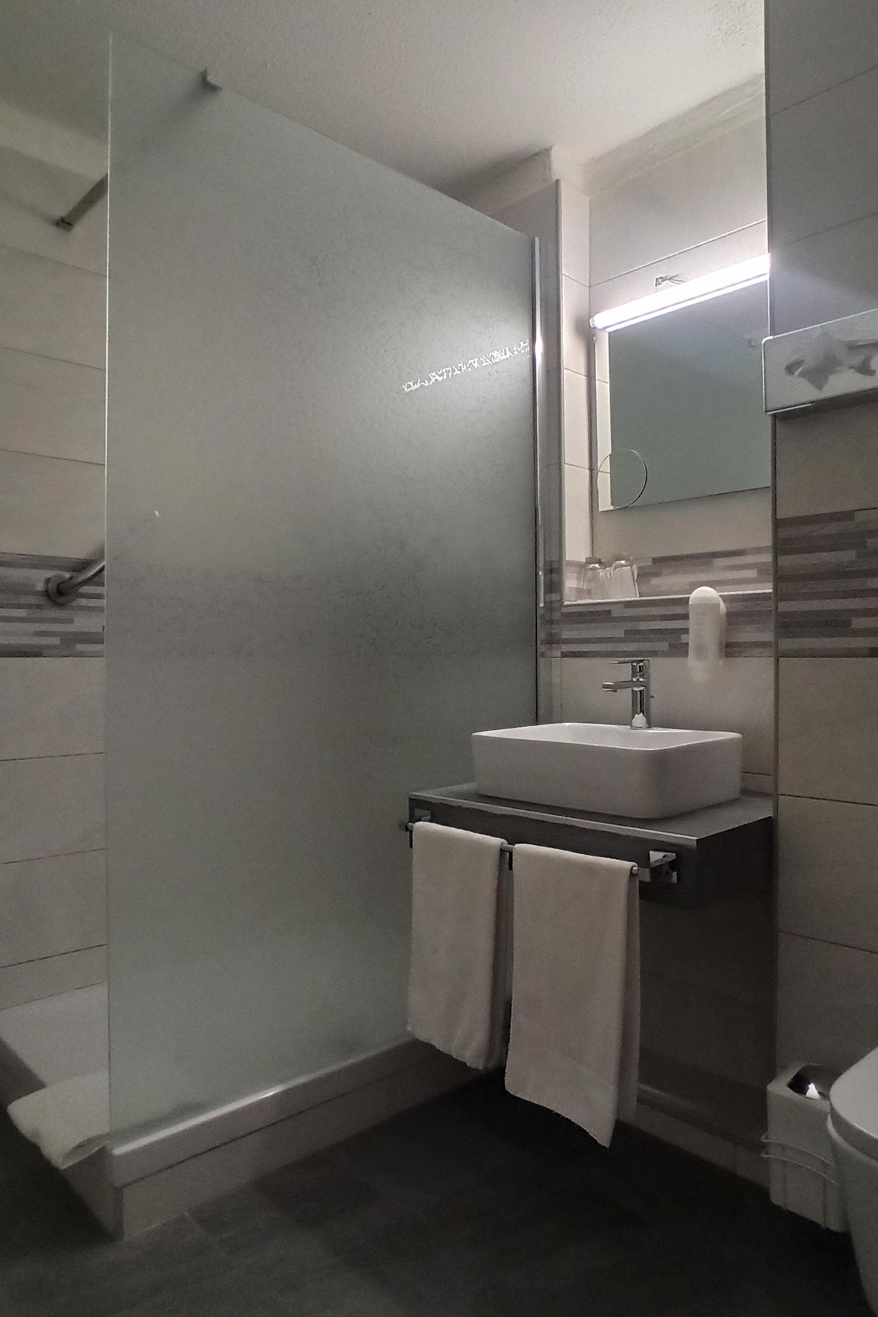 Hotel Arcis DZ Premium Dusche