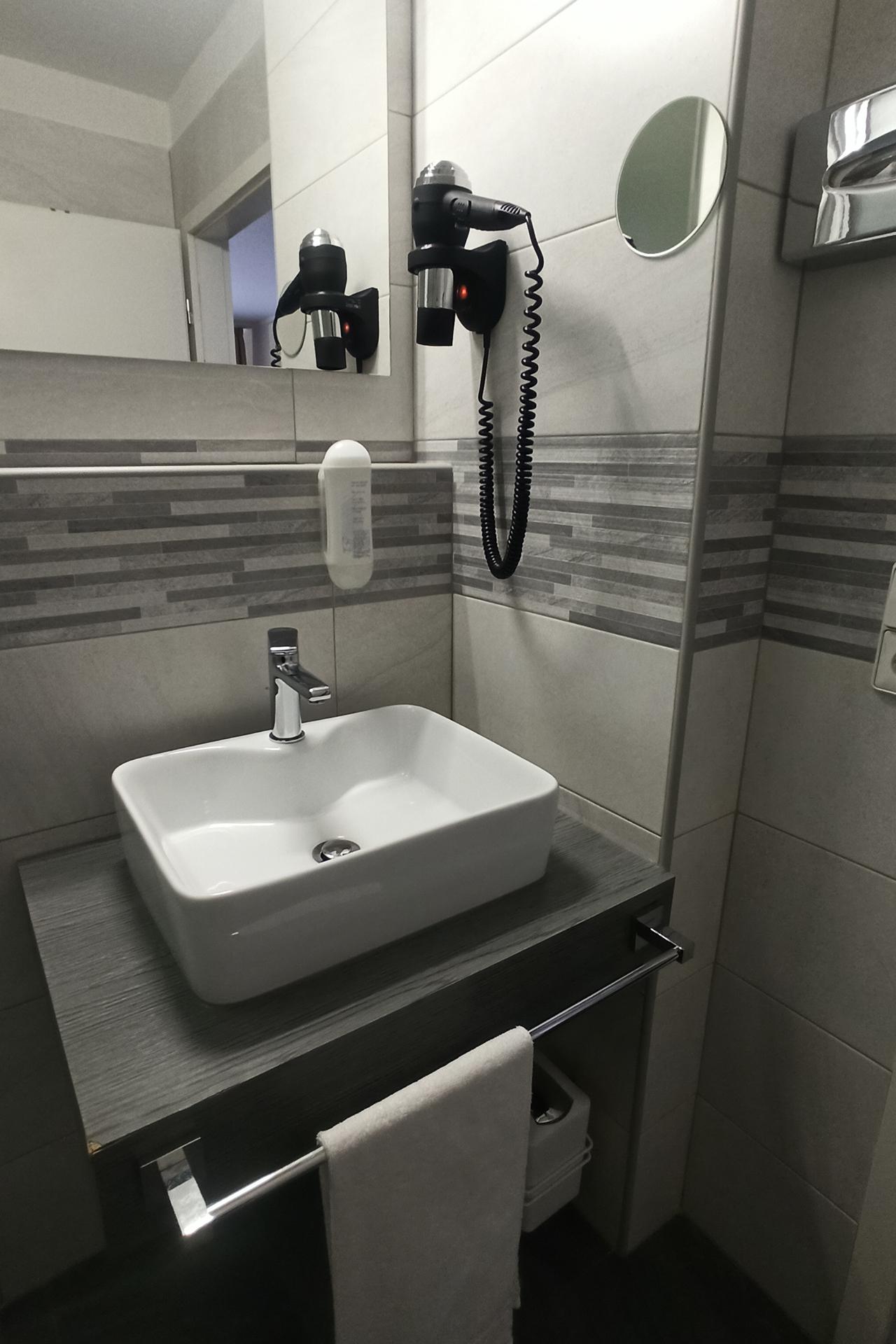 Hotel Arcis EZ Dusche 2